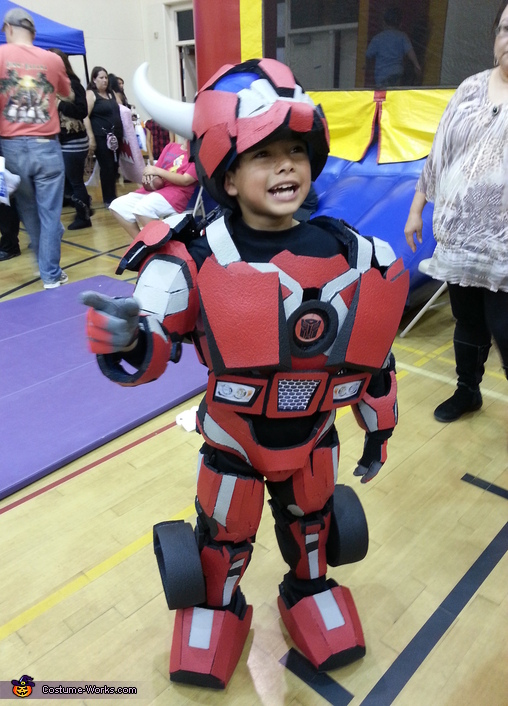 Hahah your Funny, Transformer Cliffjumper Costume