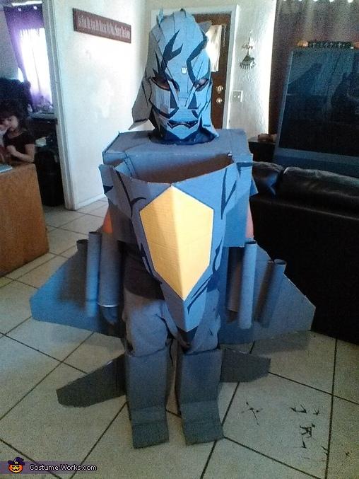 starscream, Transformer Decepticon Starscream Costume
