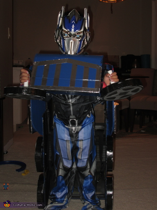 Transformers - Optimus Prime Costume