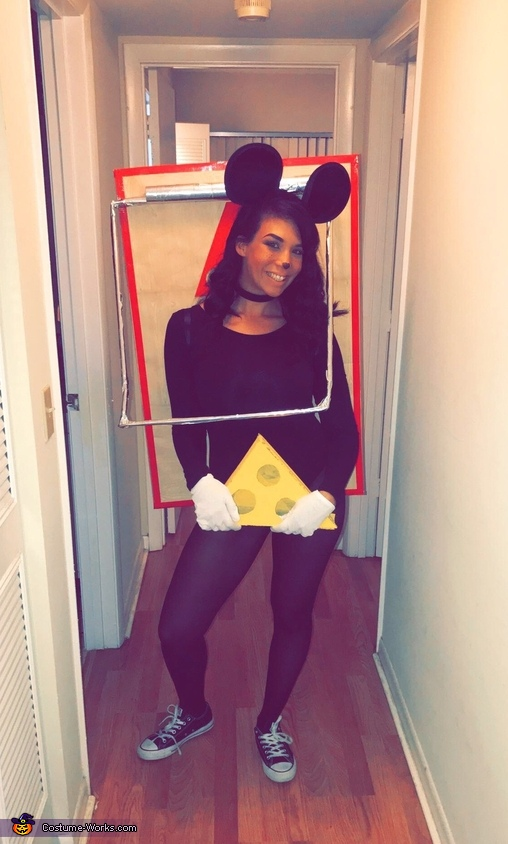 Trap Mouse Costume