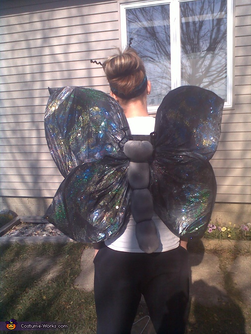 Butterfly Costume - Homemade costumes for girls
