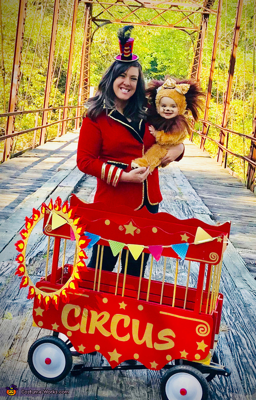 Traveling Circus Costume
