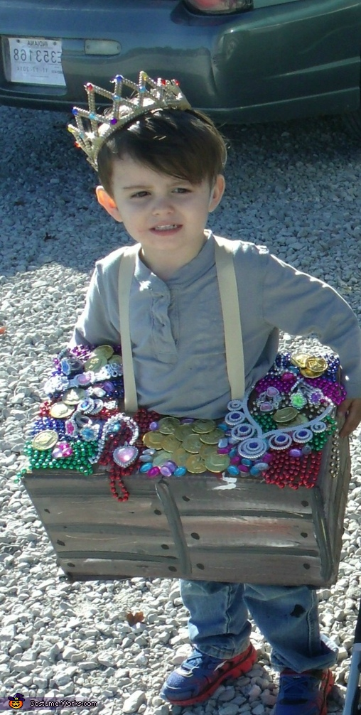 Treasure Chest Costume