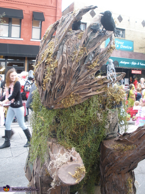 Tree / Root Homemade Costume