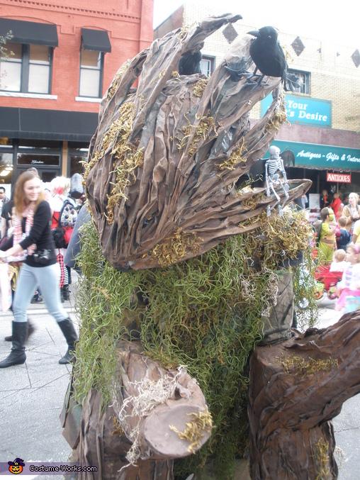 Tree / Root Homemade Costume