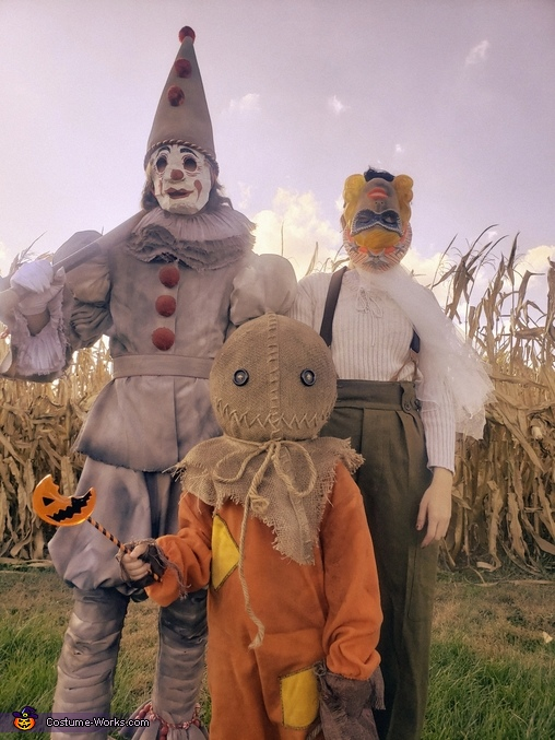 Trick 'r Treat Costume