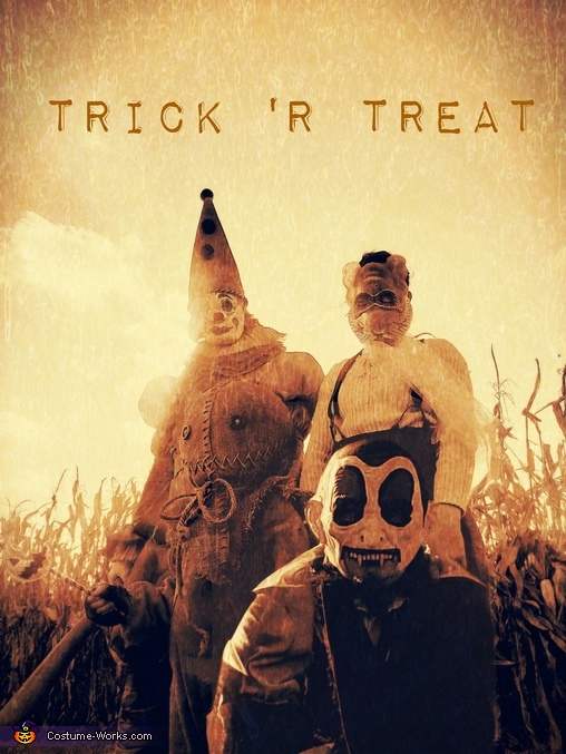 Old time Halloween, Trick 'r Treat Costume