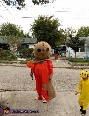 Trick 'r Treat Sam Halloween Costume