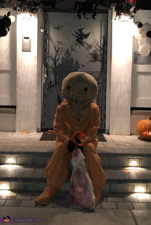 Trick 'R Treat Samhain Sam Costume