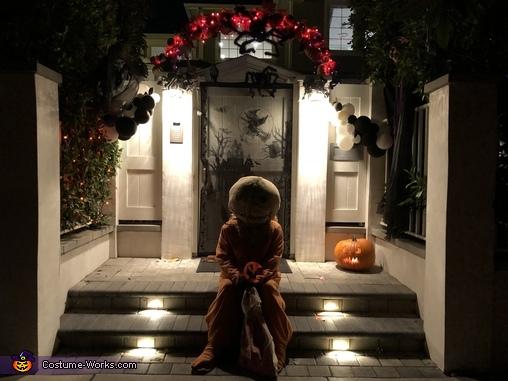 Alone in the dark, Trick 'R Treat Samhain Sam Costume