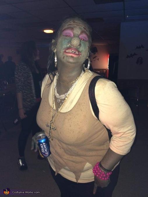 Troll Costume