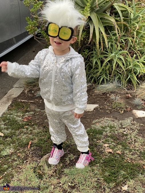 Tiny diamond, Trolls 2020 Costume