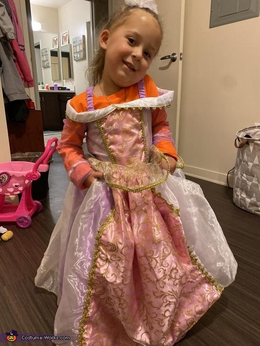 Princess lyric, Trolls 2020 Costume