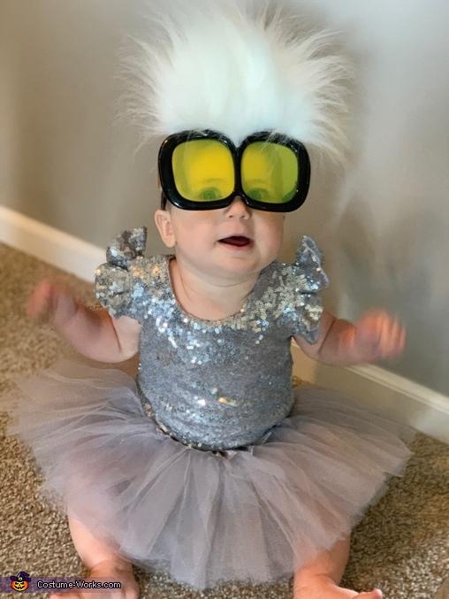 Trolls: Tiny Diamond and Poppy Costume
