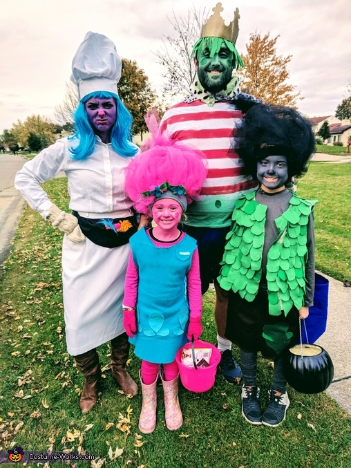 5 Year Old Halloween Costumes