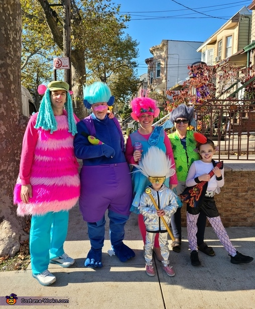 Trolls World Tour Costume