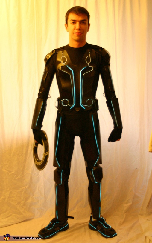 Tron Legacy - Homemade costumes for men