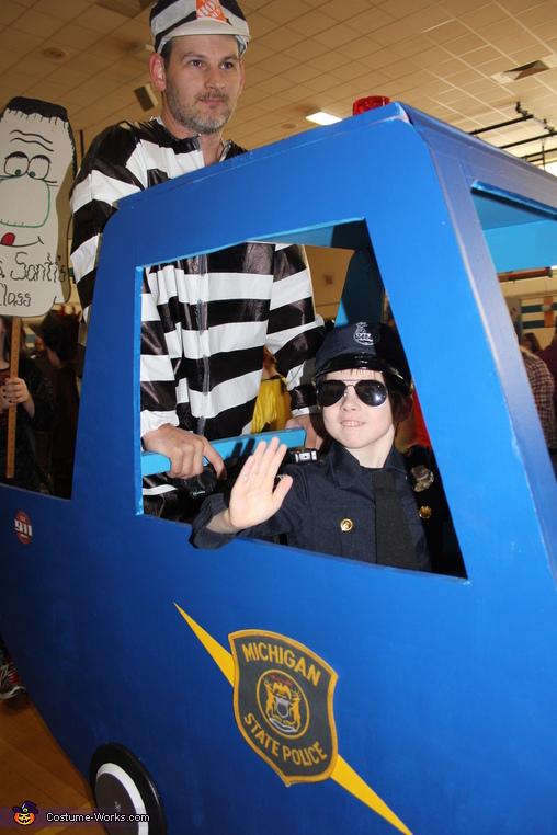 Trooper Austin Costume