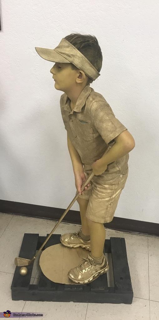 Golf Trophy, Trophies Costume