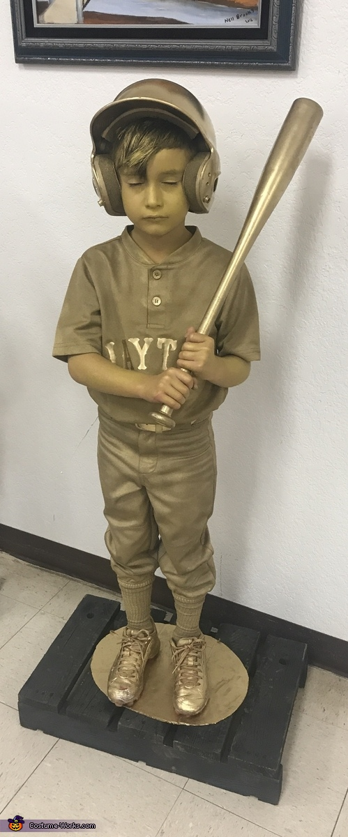 Baseball Trophy, Trophies Costume