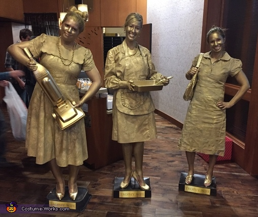 Trophy Wives Costume