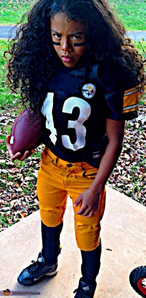 Troy Polamalu Costume