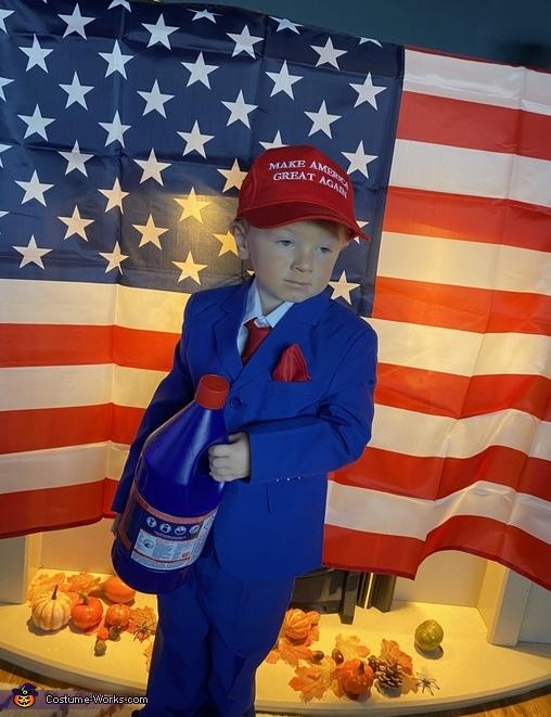 Trump 2020 Costume