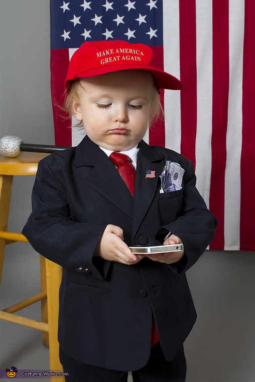 Babies Dressed As Politicians