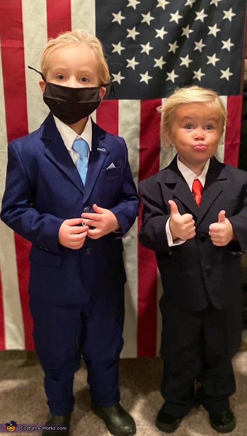 Trump / Biden 2020 Costume