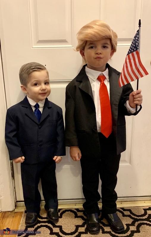 Trump & Pence Costume