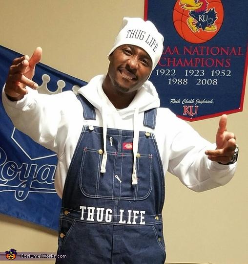 Tupac Shakur Costume  sc 1 st  Costume Works & Tupac Shakur Halloween Costume