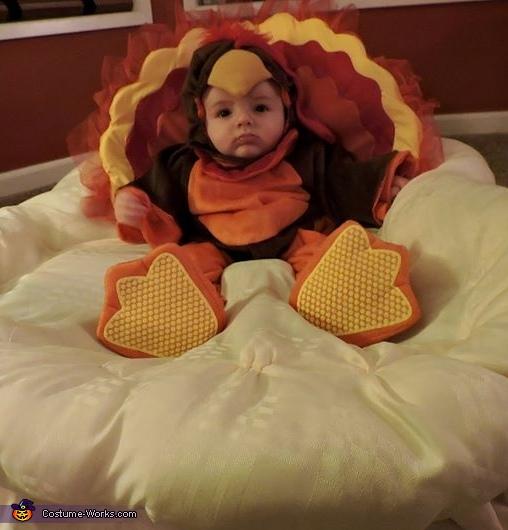 Turkey Pot Pie Costume