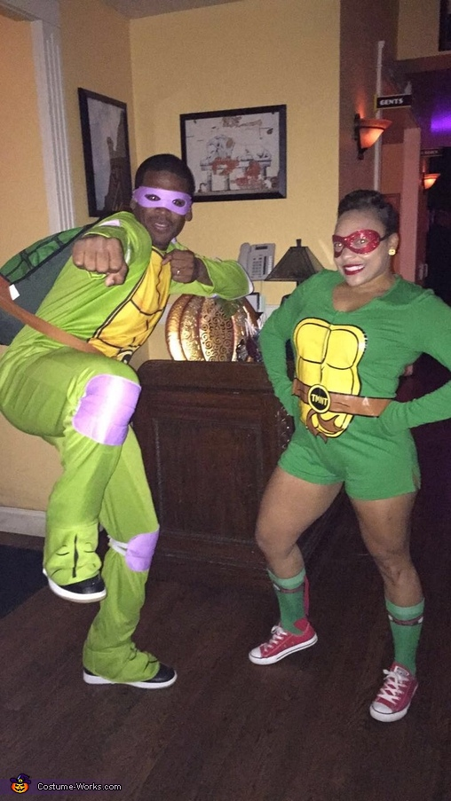 Turtle Power Costume