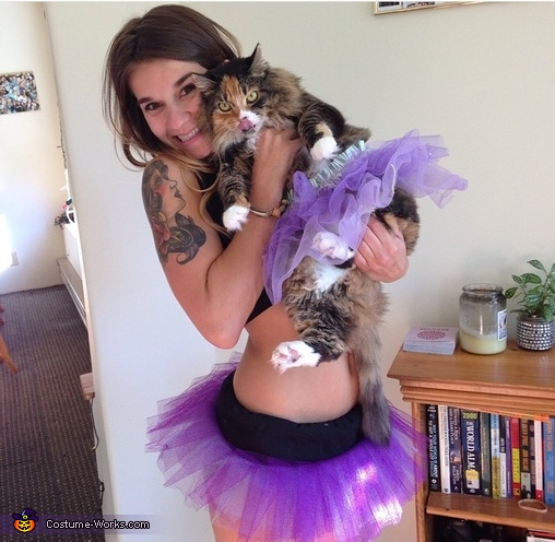 Girls just wanna have fun!, Tutu Cat Costume