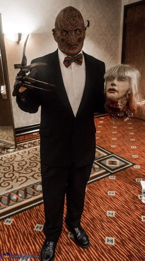 "Tuxedo Freddy ""Sharp"" Dressed Man Costume"