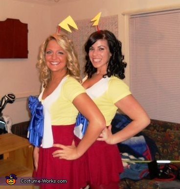Tweedle Dee and Tweedle Dum Costume