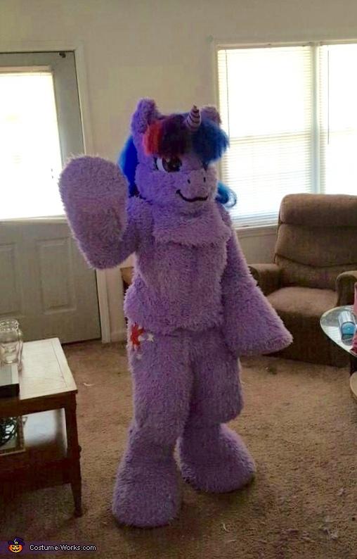 Twilight Sparkle Costume