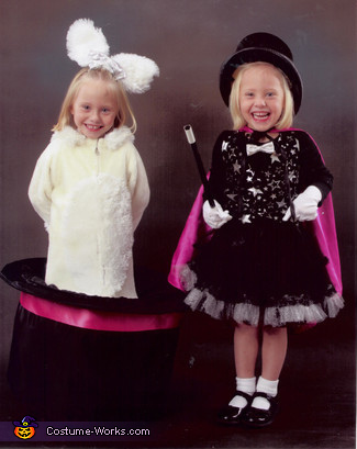 Twin Magic Costume