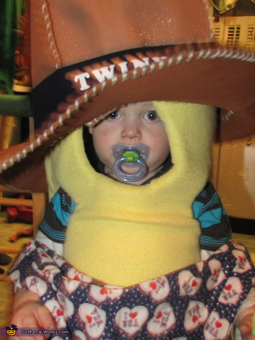 Twinkie the Kid Homemade Costume
