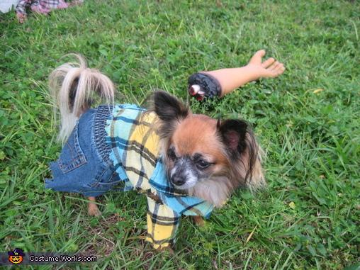 Twinkie The Lil' Werewolf Costume