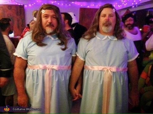 Twins from The Shining Costume