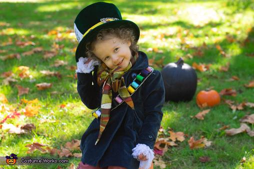 Mad Hatter, Twins of Wonderland Costume