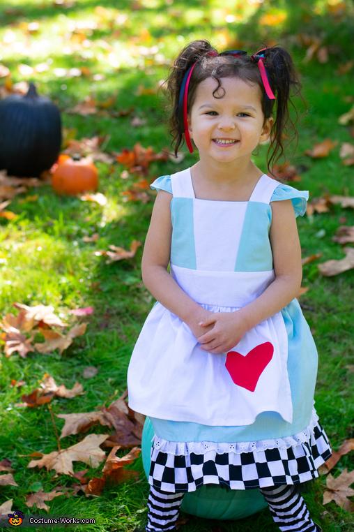 Alice and Wonderland, Twins of Wonderland Costume