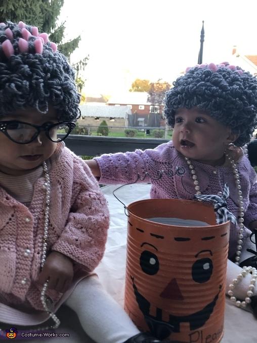 Twinsville Seniors Costume