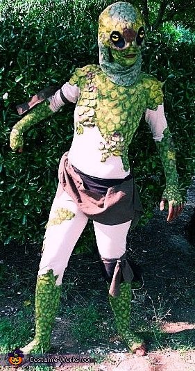 Twist of Nature Costume