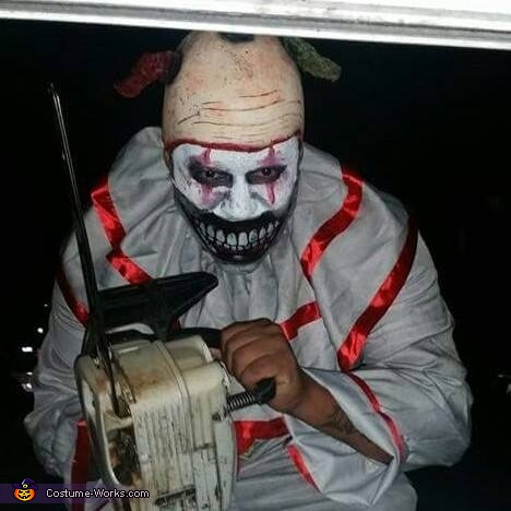 Twisty American Horror Story Costume