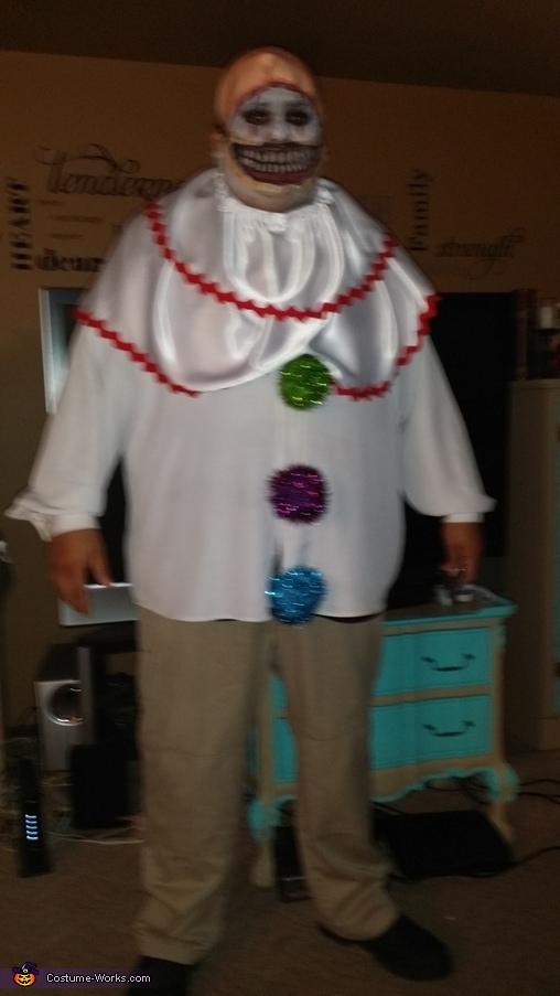 Twisty 2, Twisty the Clown Costume