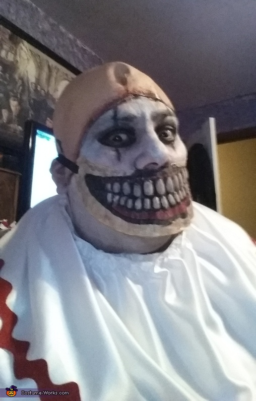 Twisty 3, Twisty the Clown Costume
