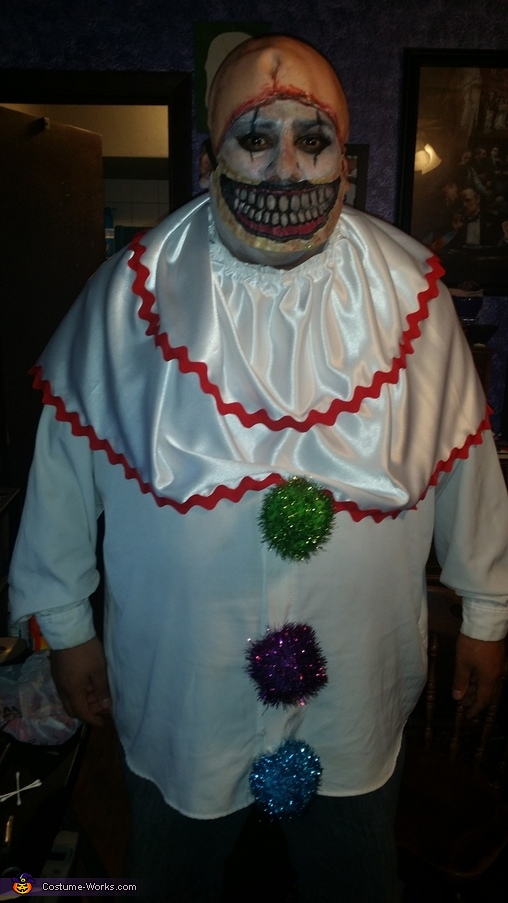 Twisty the Clown Costume
