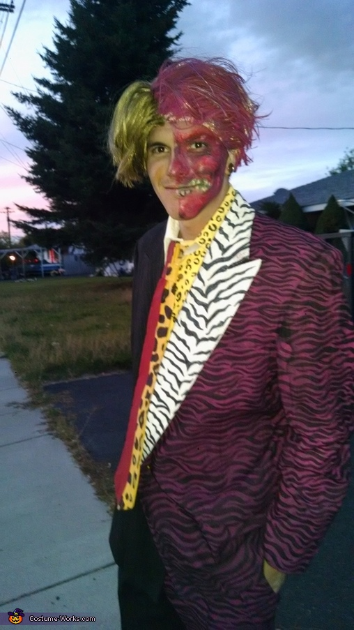 Two-Face Tommy Lee Costume